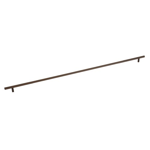 Amerock Bar Pulls 20-1/4 Inch Center to Center Caramel Bronze Cabinet Pull BP19019CBZ