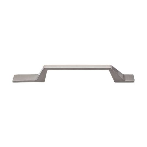 Top Knobs Sanctuary II 5 Inch Center to Center Brushed Satin Nickel Cabinet Pull TK271BSN