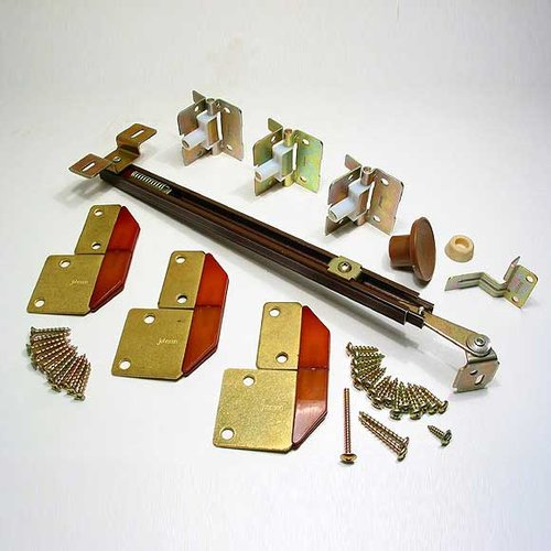 Johnson Hardware 1601 Series Folding Door Set 1601218P