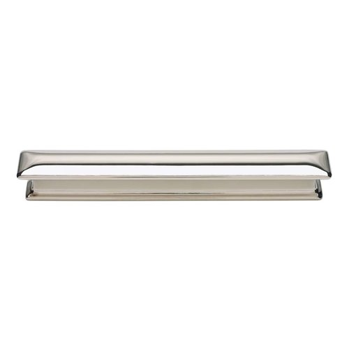 Atlas Homewares Alcott 6-5/16 Inch Center to Center Polished Nickel Cabinet Pull 324-PN