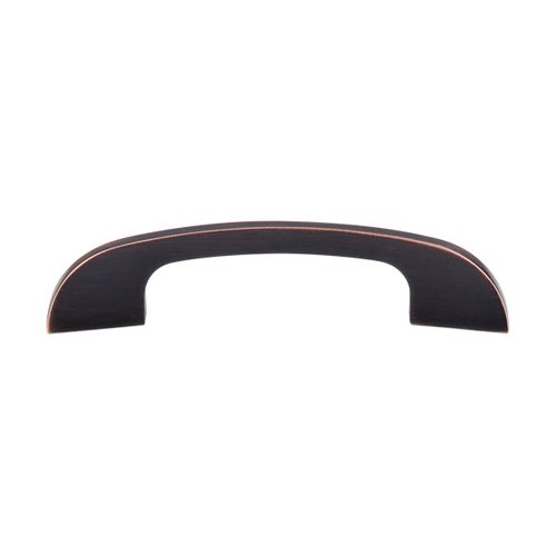 Top Knobs Sanctuary 4 Inch Center to Center Tuscan Bronze Cabinet Pull TK41TB