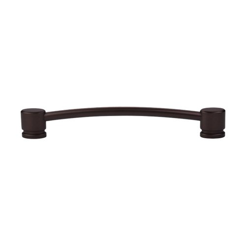 Top Knobs Sanctuary 7 Inch Center to Center Oil Rubbed Bronze Cabinet Pull TK65ORB