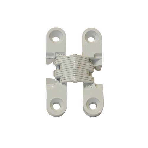 Soss #101 Invisible Hinge White 101CWH
