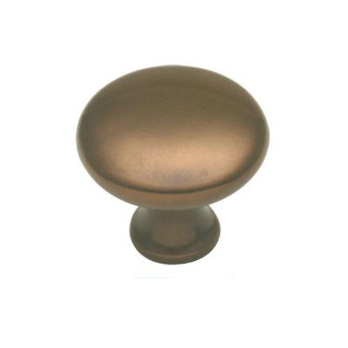 Hickory Hardware Conquest 1-1/8 Inch Diameter Veneti Bronze Cabinet Knob P14255-VBZ