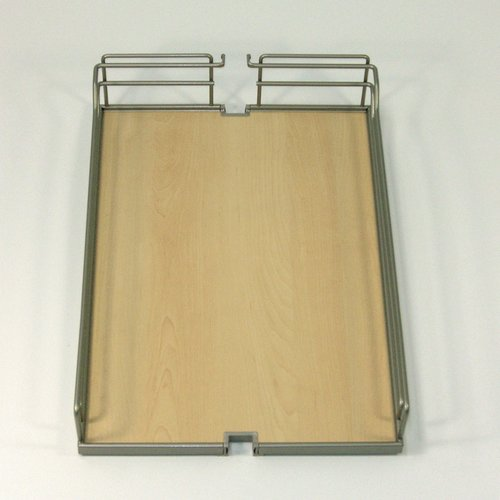 "Arena Plus Tray Set (2) 11-5/8"" D Champagne/Maple <small>(#546.60.478)</small>"