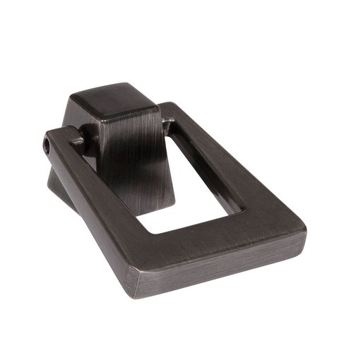 Amerock Blackrock 1-13/16 Inch Length Gunmetal Cabinet Pull BP55274GM