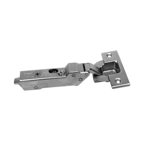 Tiomos 110° Screw On Half Overlay Hinge-Soft Close <small>(#F028138521228)</small>