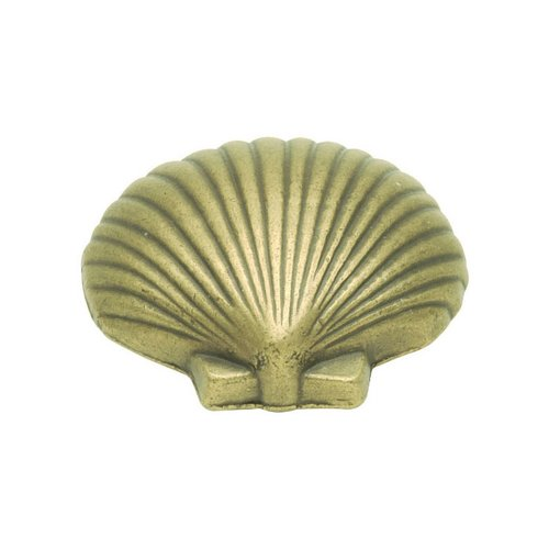 South Seas 1-1/2 Inch Diameter Antique Mist Cabinet Knob <small>(#PA0112-AM)</small>