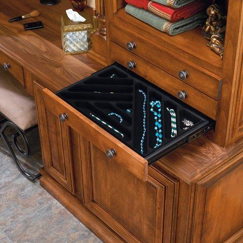 Rev-A-Shelf Jewelry Box Drawer with Slides CJD-2414