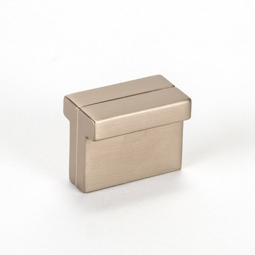 Berenson Skyline 1-3/8 Inch Diameter Modern Bronze Cabinet Knob 9995-1MDB-P