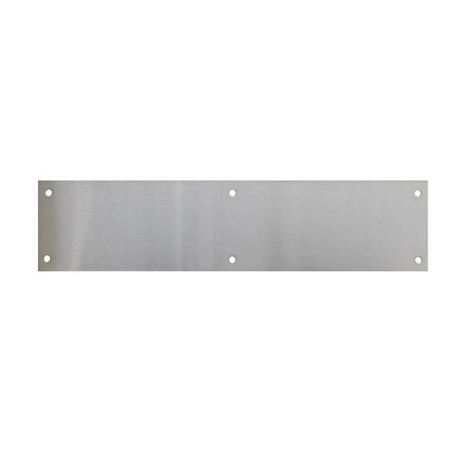 "Don-Jo Stainless Steel Door Kick Plate 8"" X 30"" 90-8"" X 30""-630"