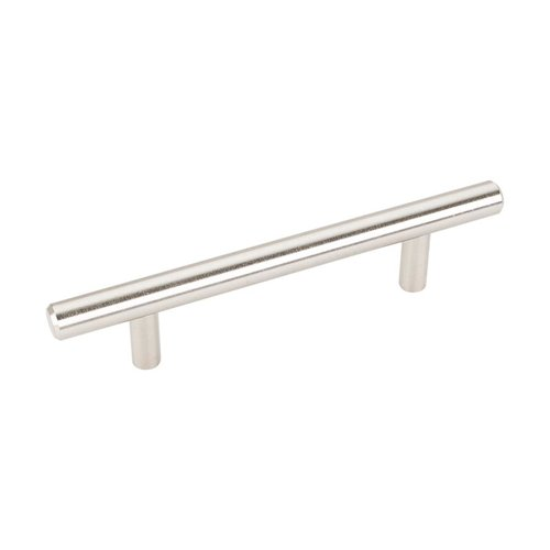 Naples 3-3/4 Inch Center to Center Hollow Stainless Steel Cabinet Pull <small>(#154SS)</small>