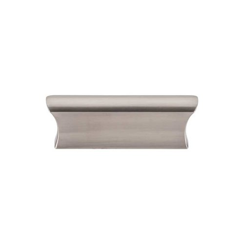 Top Knobs Mercer 2 Inch Center to Center Brushed Satin Nickel Cabinet Pull TK552BSN