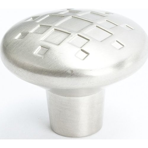 Berenson Overture 1-5/16 Inch Diameter Brushed Nickel Cabinet Knob 7114-1BPN-C