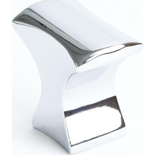 Berenson Aspire 1-1/4 Inch Length Polished Chrome Cabinet Knob 9242-1026-P