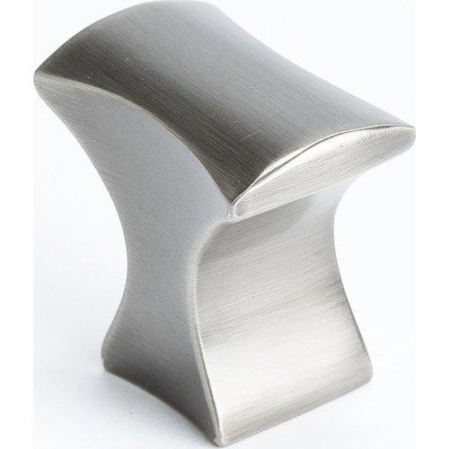 Berenson Aspire 1-1/4 Inch Length Brushed Tin Cabinet Knob 9244-10BT-P