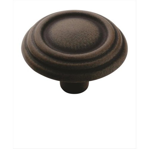 Sterling Traditions 1-1/4 Inch Diameter Antique Rust Cabinet Knob <small>(#BP1307ART)</small>