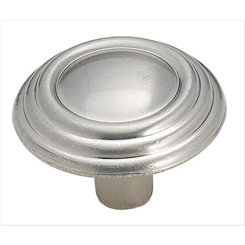 Sterling Traditions 1-1/4 Inch Diameter Sterling Nickel Cabinet Knob <small>(#BP1307G9)</small>