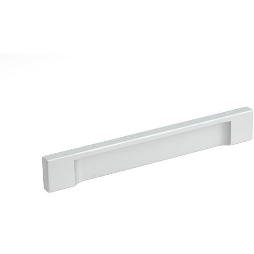 Richelieu Contemporary 5-1/32 Inch Center to Center Bar Pulls with Aluminum Finish BP1310112810
