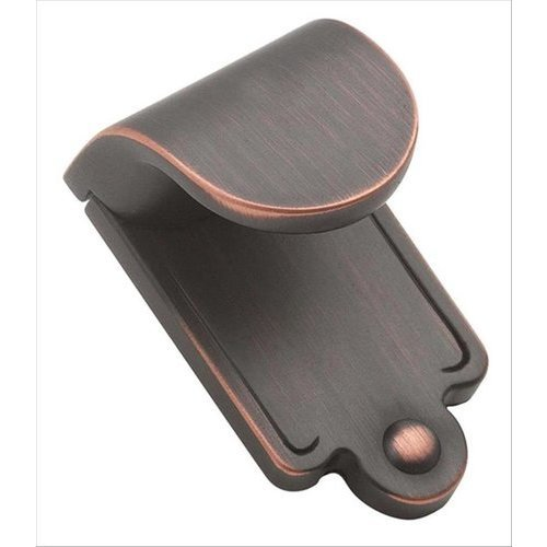 Amerock Inspirations 1-7/8 Inch Length Oil Rubbed Bronze Cabinet Knob BP1593ORB