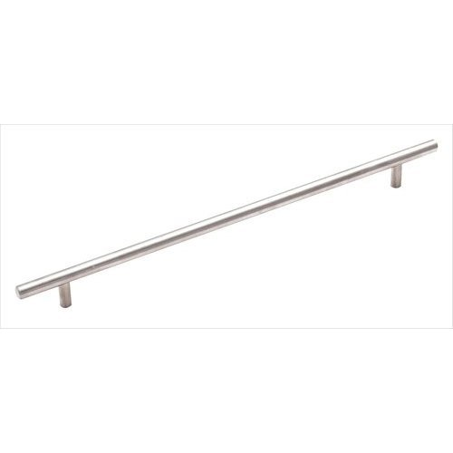 Amerock Bar Pulls 12-5/8 Inch Center to Center Stainless Steel Cabinet Pull BP19014SS