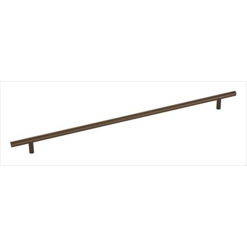 Amerock Bar Pulls 16-3/8 Inch Center to Center Caramel Bronze Cabinet Pull BP19015CBZ