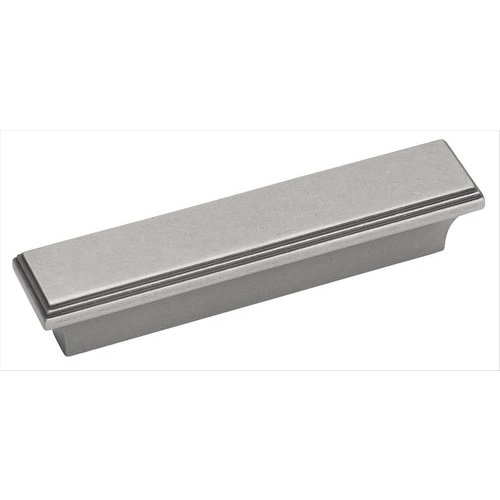 Amerock Manor 3 Inch Center to Center Weathered Nickel Cabinet Pull BP26116WN