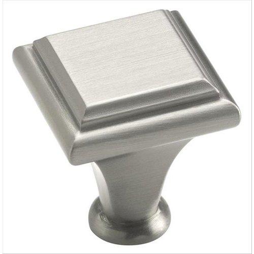 Amerock Manor 1 Inch Diameter Satin Nickel Cabinet Knob BP26131G10