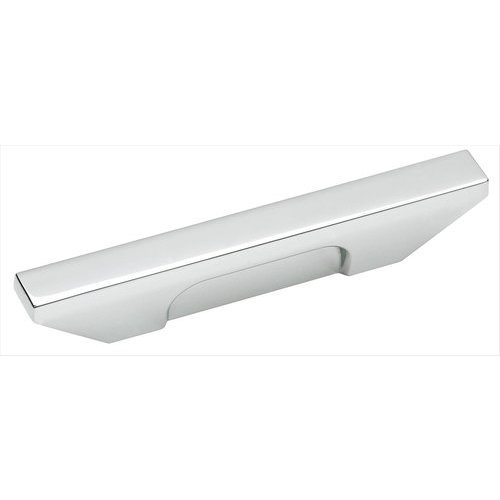 Amerock Sleek 3 Inch Center to Center Polished Chrome Cabinet Pull BP2613426