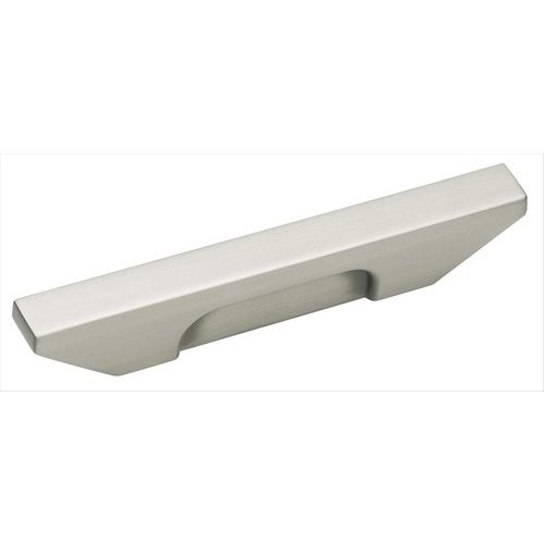 Amerock Sleek 3 Inch Center to Center Satin Nickel Cabinet Pull BP26134G10