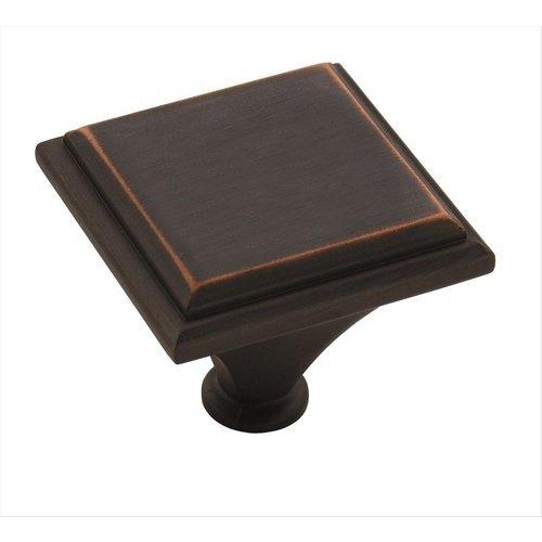 Amerock Manor 1-7/16 Inch Diameter Oil Rubbed Bronze Cabinet Knob BP261392ORB
