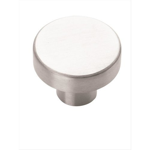 Amerock Stainless Steel 1-1/4 Inch Diameter Stainless Steel Cabinet Knob BP26200SS