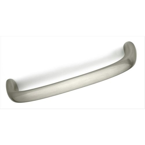 Amerock Dulcet 5-1/16 Inch Center to Center Satin Nickel Cabinet Pull BP27021G10