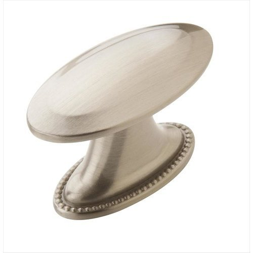 Amerock Atherly 1-1/2 Inch Diameter Satin Nickel Cabinet Knob BP29280G10