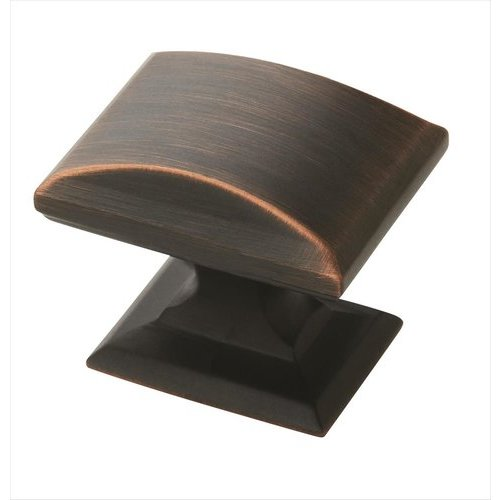 Candler 1-1/4 Inch Diameter Oil Rubbed Bronze Cabinet Knob <small>(#BP29340ORB)</small>