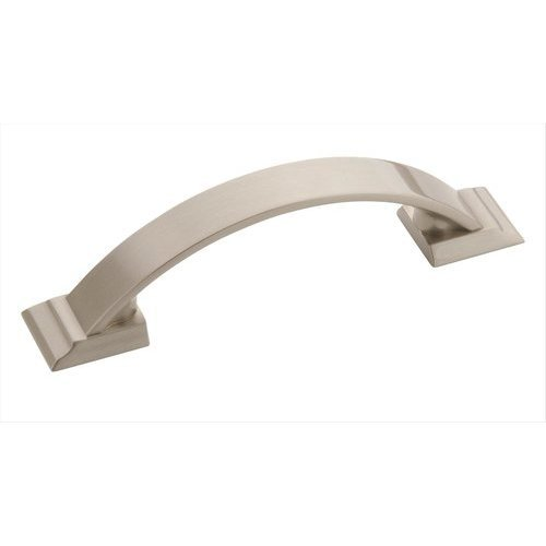Amerock Candler 3 Inch Center to Center Satin Nickel Cabinet Pull BP29349G10