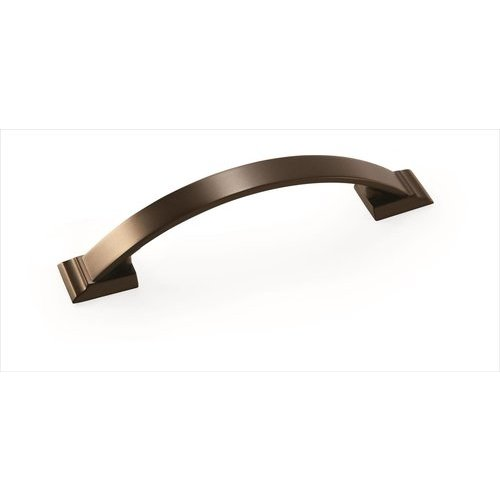 Candler 3-3/4 Inch Center to Center Caramel Bronze Cabinet Pull <small>(#BP29355CBZ)</small>