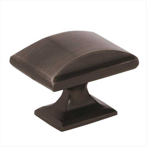 Candler 1-1/2 Inch Diameter Gunmetal Cabinet Knob <small>(#BP29368GM)</small>