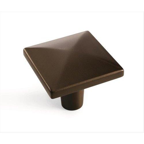 Amerock Extensity 1-3/16 Inch Diameter Caramel Bronze Cabinet Knob BP29370CBZ