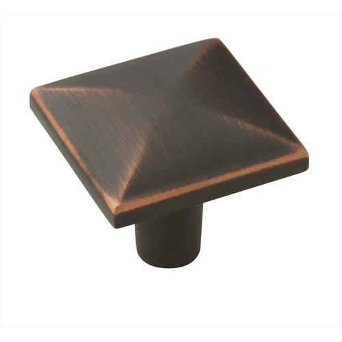 Amerock Extensity 1-3/16 Inch Diameter Oil Rubbed Bronze Cabinet Knob BP29370ORB