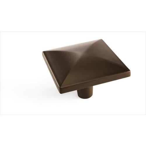 Amerock Extensity 1-1/2 Inch Diameter Caramel Bronze Cabinet Knob BP29398CBZ