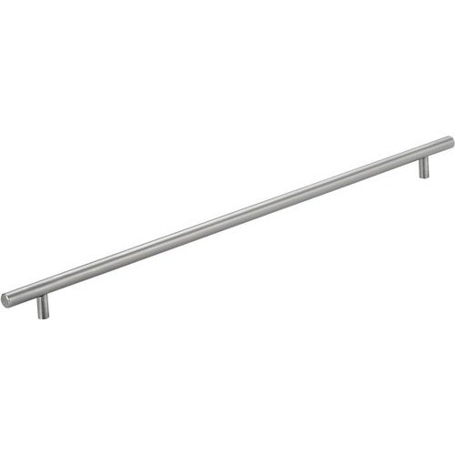 Richelieu Contemporary 19-1/8 Inch Center to Center Bar Pulls with Stainless Steel Finish BP3487486170