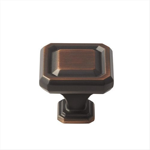 Wells 1-1/2 Inch Diameter Oil Rubbed Bronze Cabinet Knob <small>(#BP36547ORB)</small>
