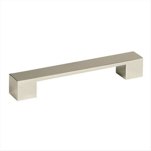 Amerock Monument 5-1/16 Inch Center to Center Polished Nickel Cabinet Pull BP36568PN