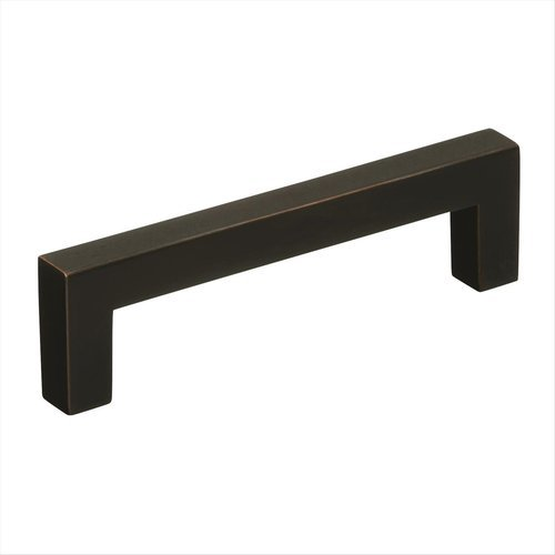 Amerock Monument 3-3/4 Inch Center to Center Oil Rubbed Bronze Cabinet Pull BP36570ORB
