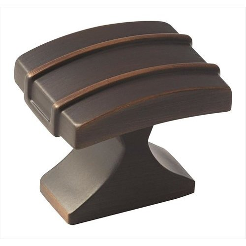 Davenport 1-1/4 Inch Diameter Oil Rubbed Bronze Cabinet Knob <small>(#BP36601ORB)</small>