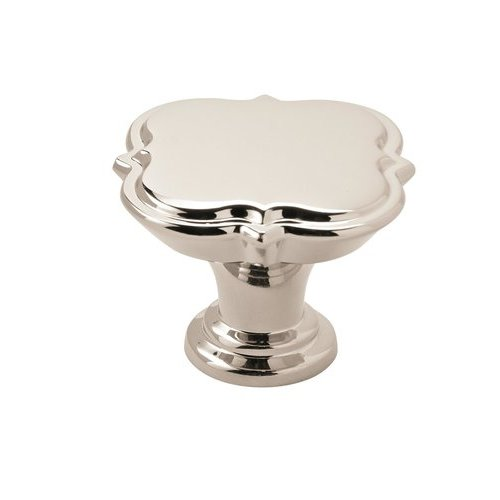 Grace Revitalize Knob 1-3/4 inch Diameter Polished Nickel <small>(#BP36629PN)</small>
