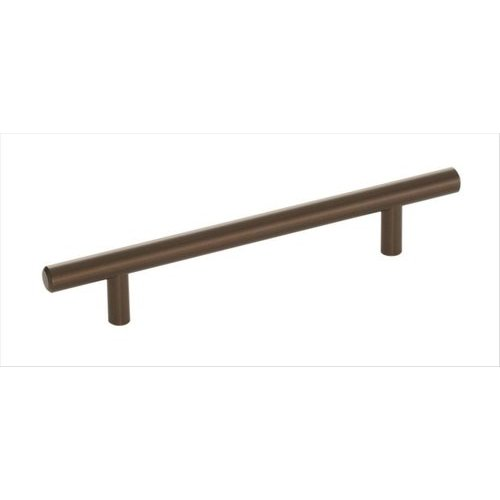 Amerock Bar Pulls 5-1/16 Inch Center to Center Caramel Bronze Cabinet Pull BP40517CBZ