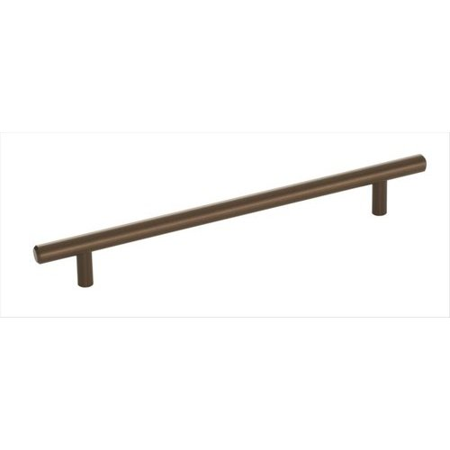 Bar Pulls 7-9/16 Inch Center to Center Caramel Bronze Cabinet Pull <small>(#BP40518CBZ)</small>