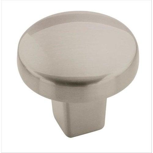 Amerock Forgings 1-1/8 Inch Diameter Satin Nickel Cabinet Knob BP4425G10